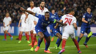 Captain Fantastic: Sevilla, Round of 16