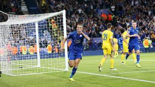 Leicester City 1 FC Porto 0