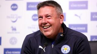 Craig Shakespeare In  His Pre Bournemouth Press Conference