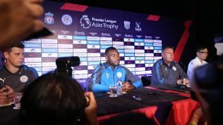 Premier League Asia Trophy Press Conference