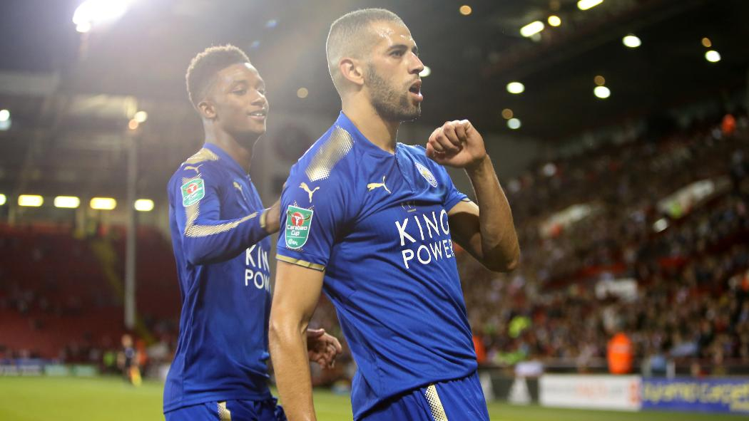 Sheffield United 1 Leicester City 4