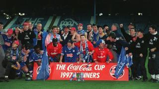 1997 Coca-Cola Cup