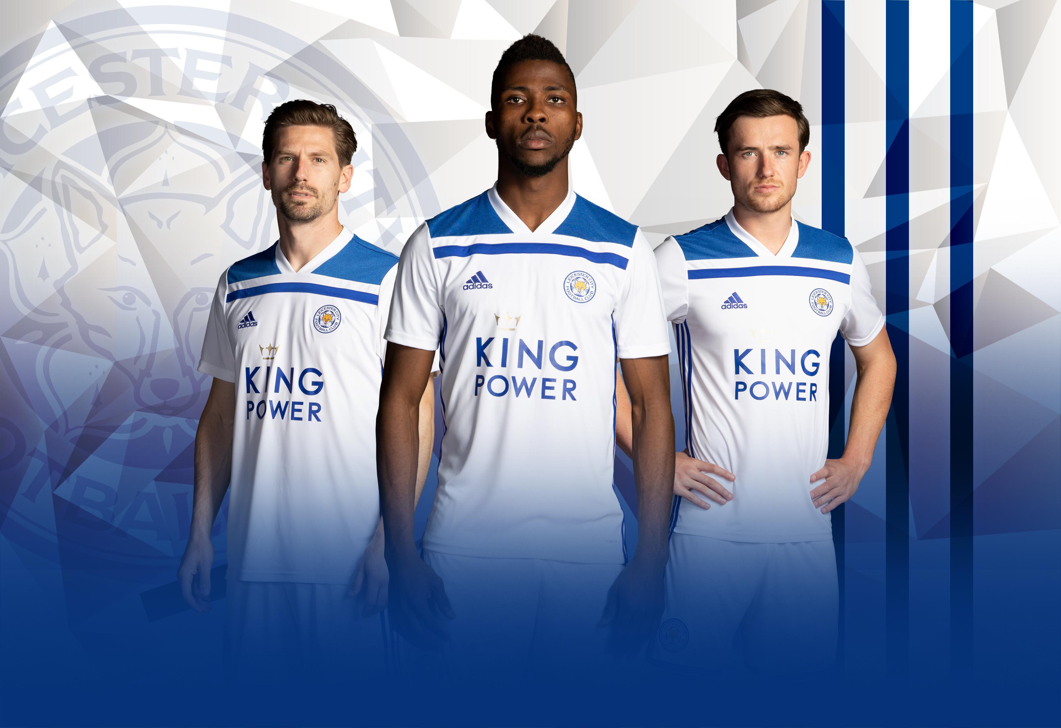 En consecuencia persecucion Malversar  Leicester City's 2018/19 adidas White Away Kit Revealed!
