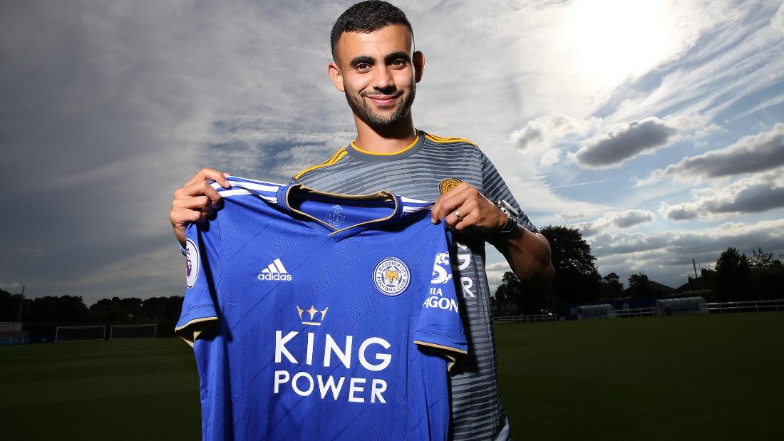Leicester City Sign Winger Rachid Ghezzal from AS Monaco