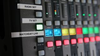 LCFC TV & LCFC Radio controls