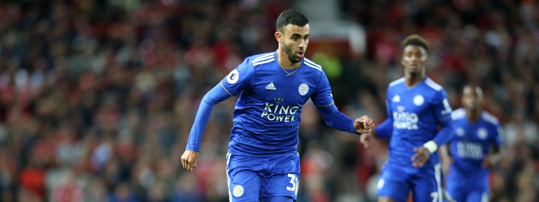Leicester City Rachid Ghezzal
