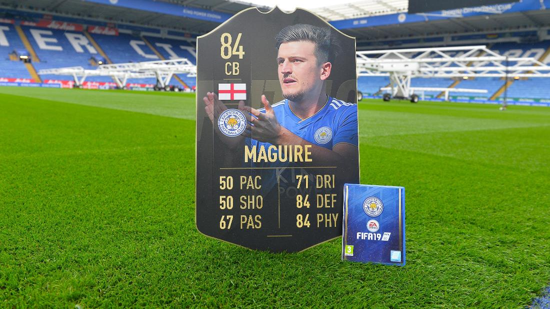 double fifa 19 prize on offer for foxes fans fifa 19 prize on offer for foxes fans