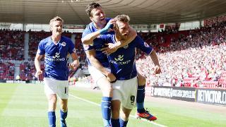vs. Middlesbrough
