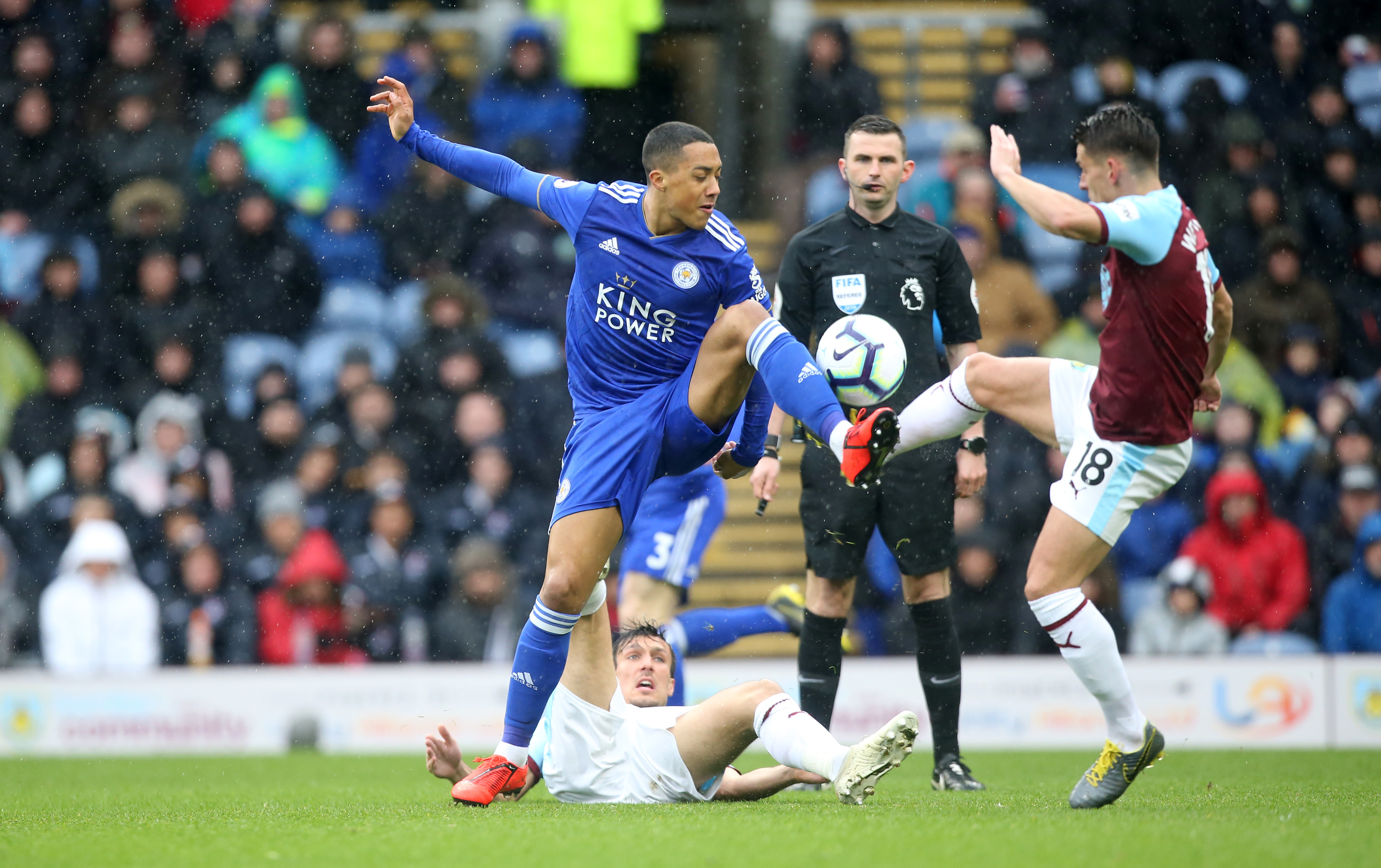 burnley vs leicester city - photo #45