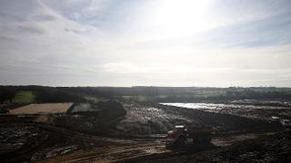 Charnwood site in spring 2019