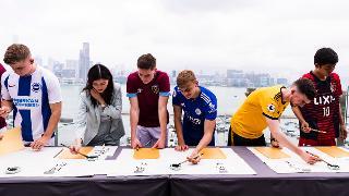 HKFC Citi Soccer Sevens Media Launch