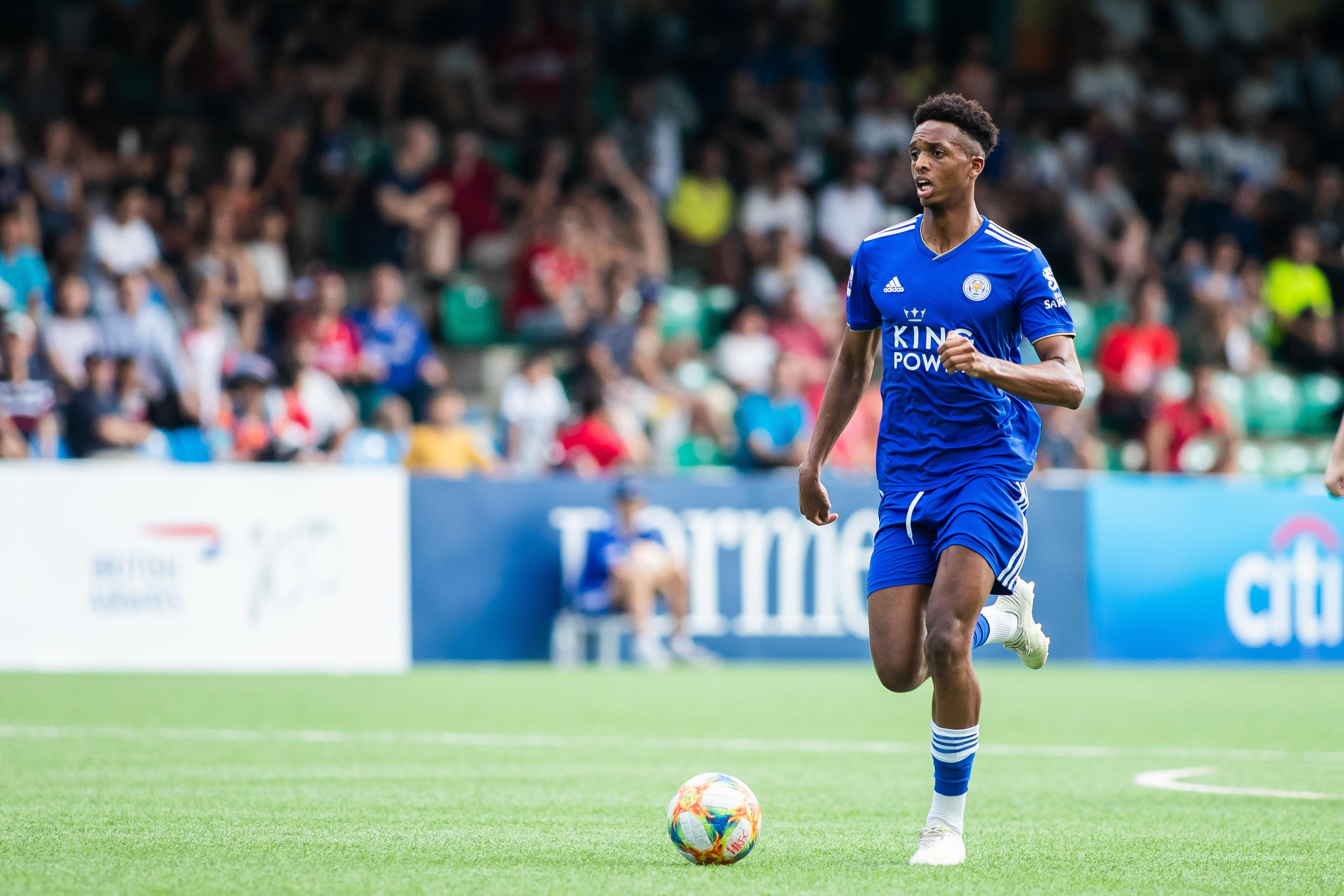 Cuarto suspensión Posteridad  Young Foxes Narrowly Defeated By Fulham In Burton