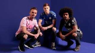 Leicester City's 2019/20 adidas Away Shirts On Sale Now!