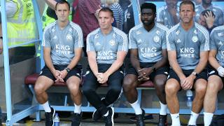 Chris Davies, Brendan Rodgers, Kolo Touré, Mike Stowell