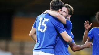 Harry Maguire and Ben Chilwell