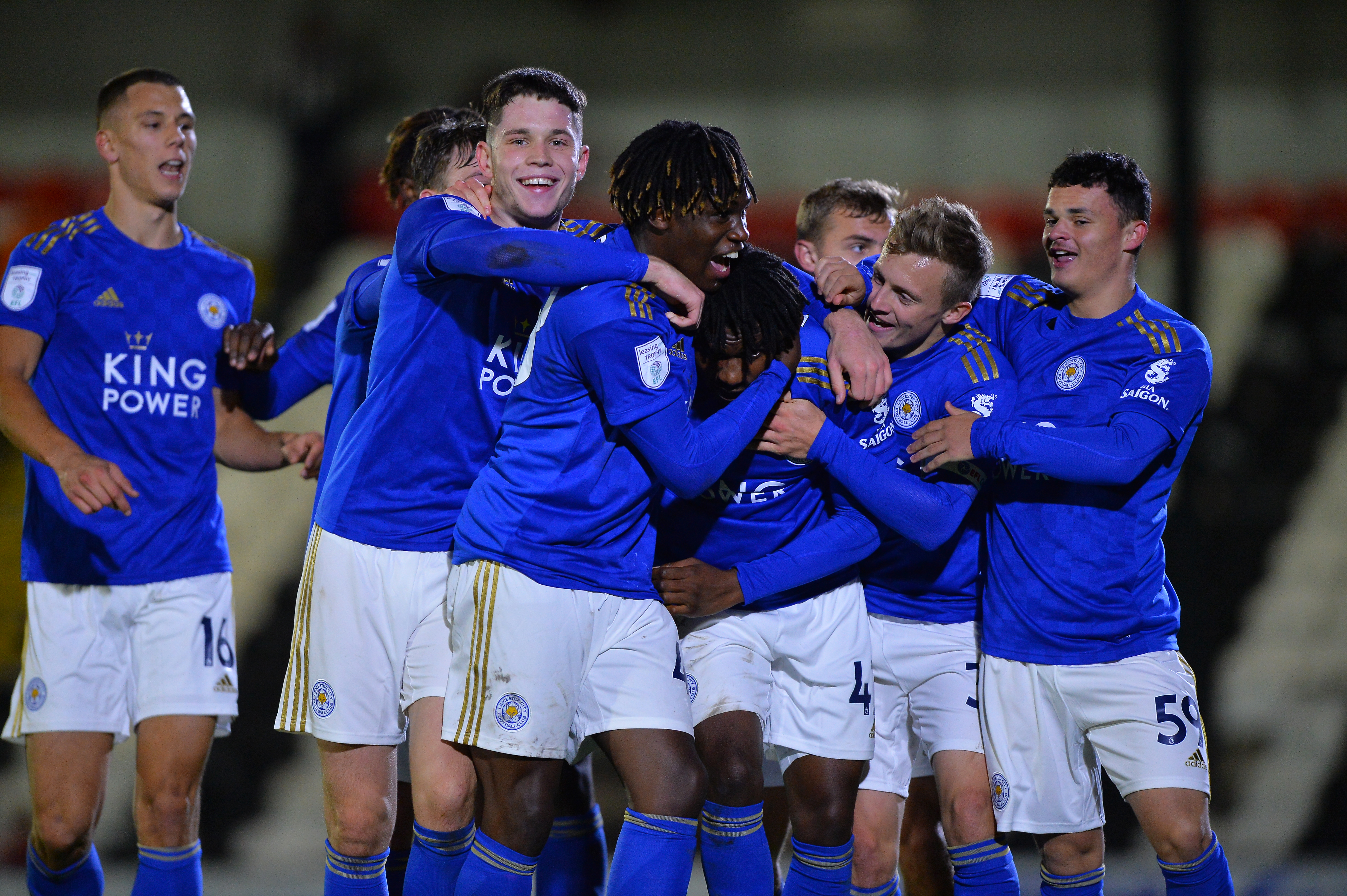 City's Youngsters To Face Doncaster In EFL Trophy - Leicester City