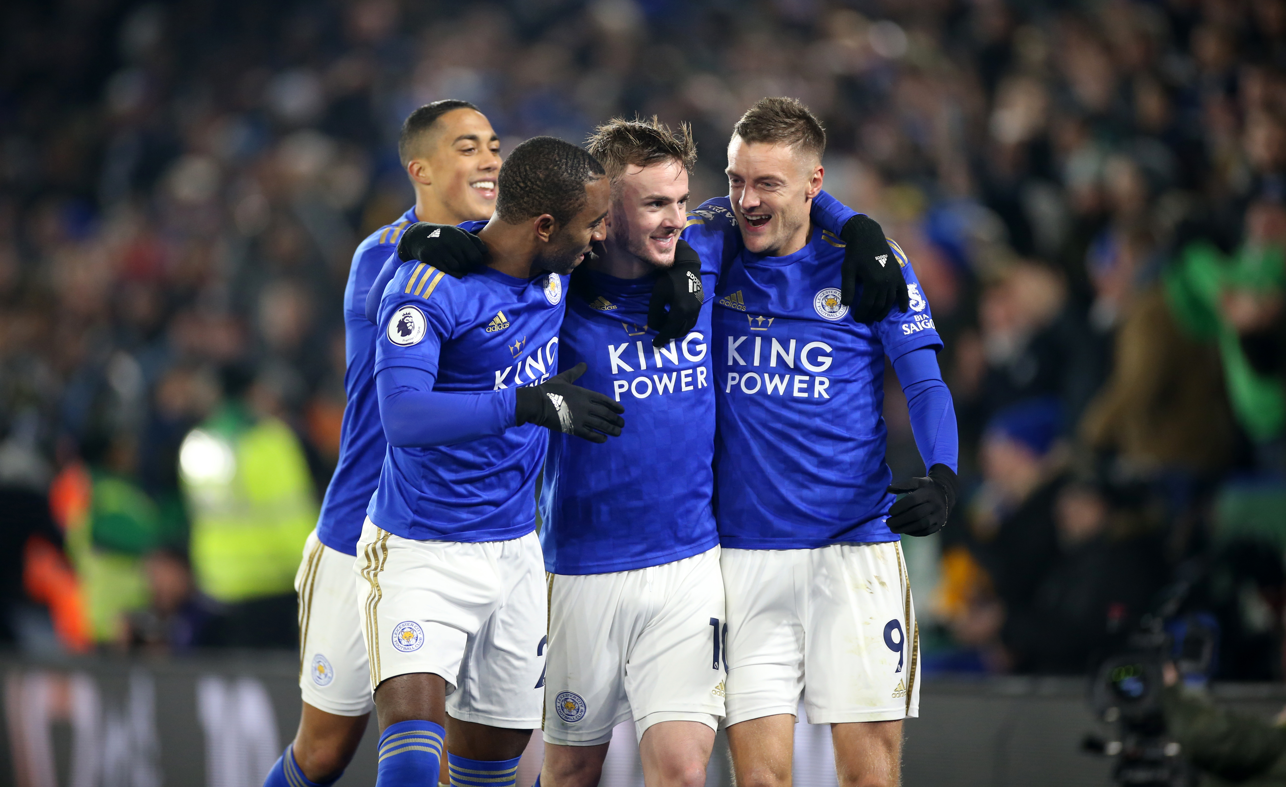 Four Leicester City Fixtures Moved For Live UK Broadcast
