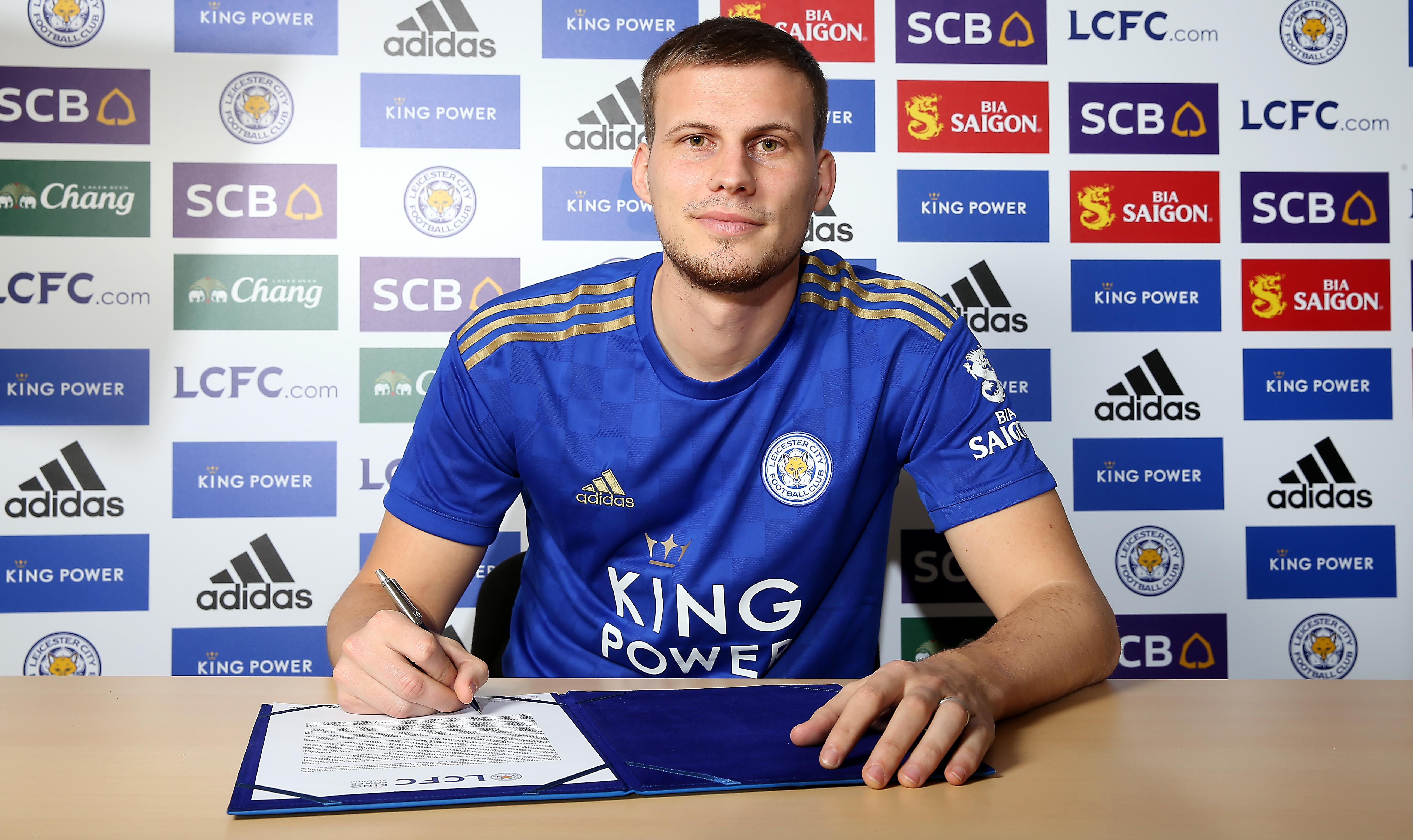 Ryan Bennett Signs On Loan For Leicester City