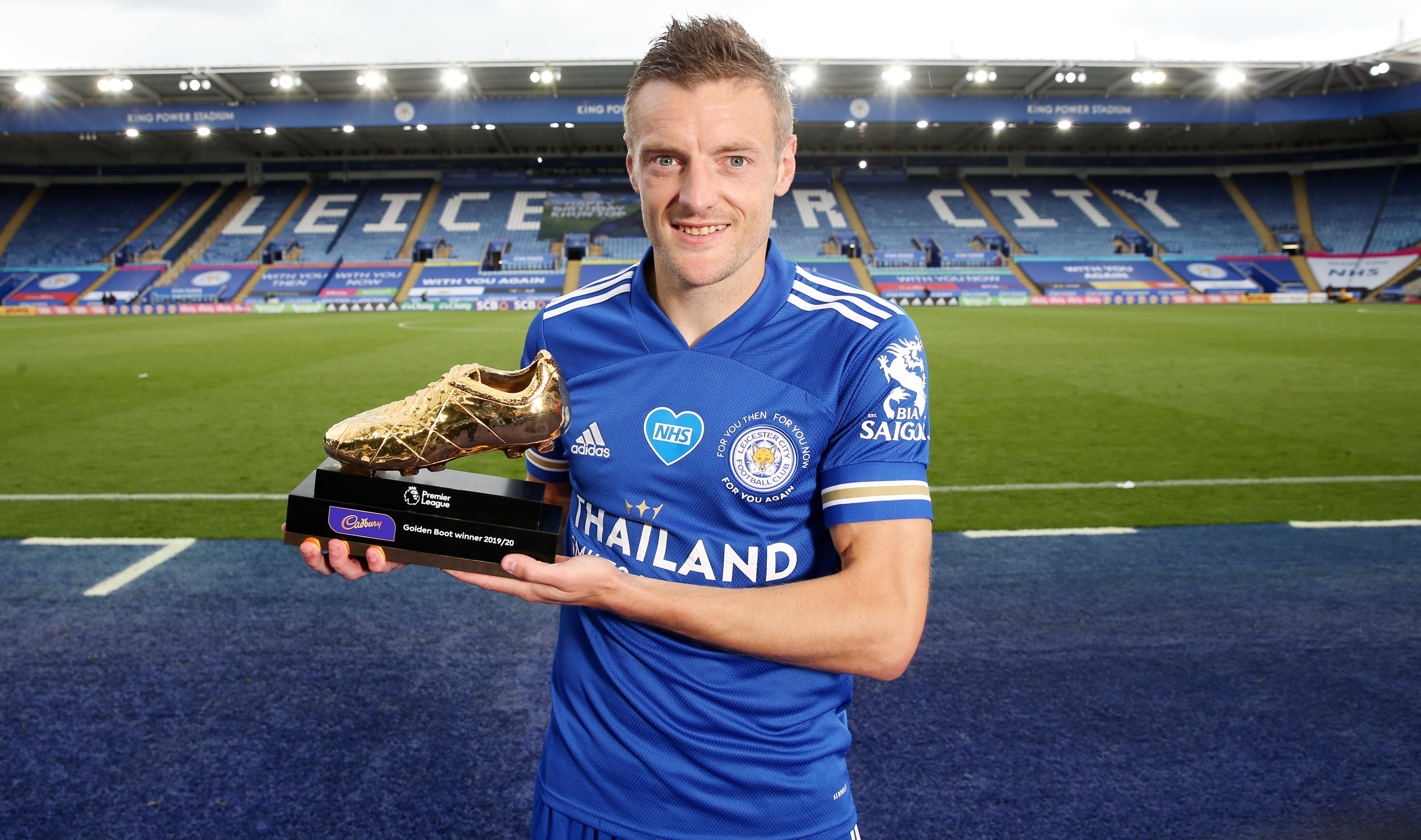 Jamie Vardy's Golden Boot: Every Single Goal
