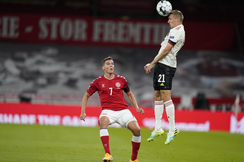 Four Foxes Star As Belgium Edge Denmark In Nations League