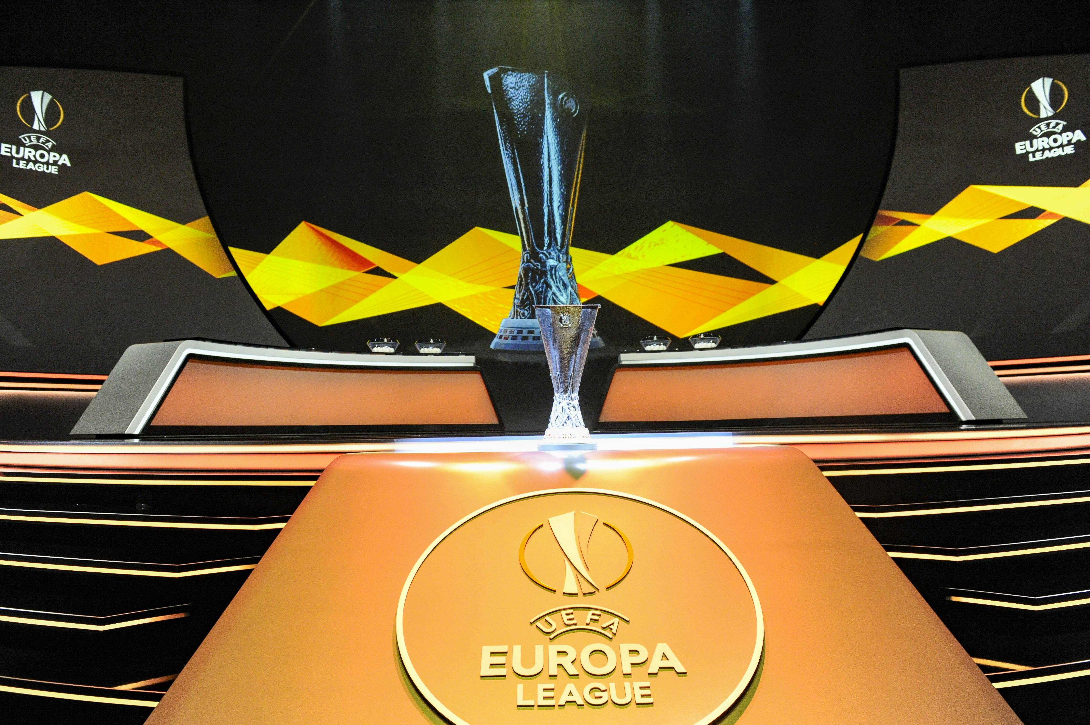 UEFA Europa League Draw: All The Details