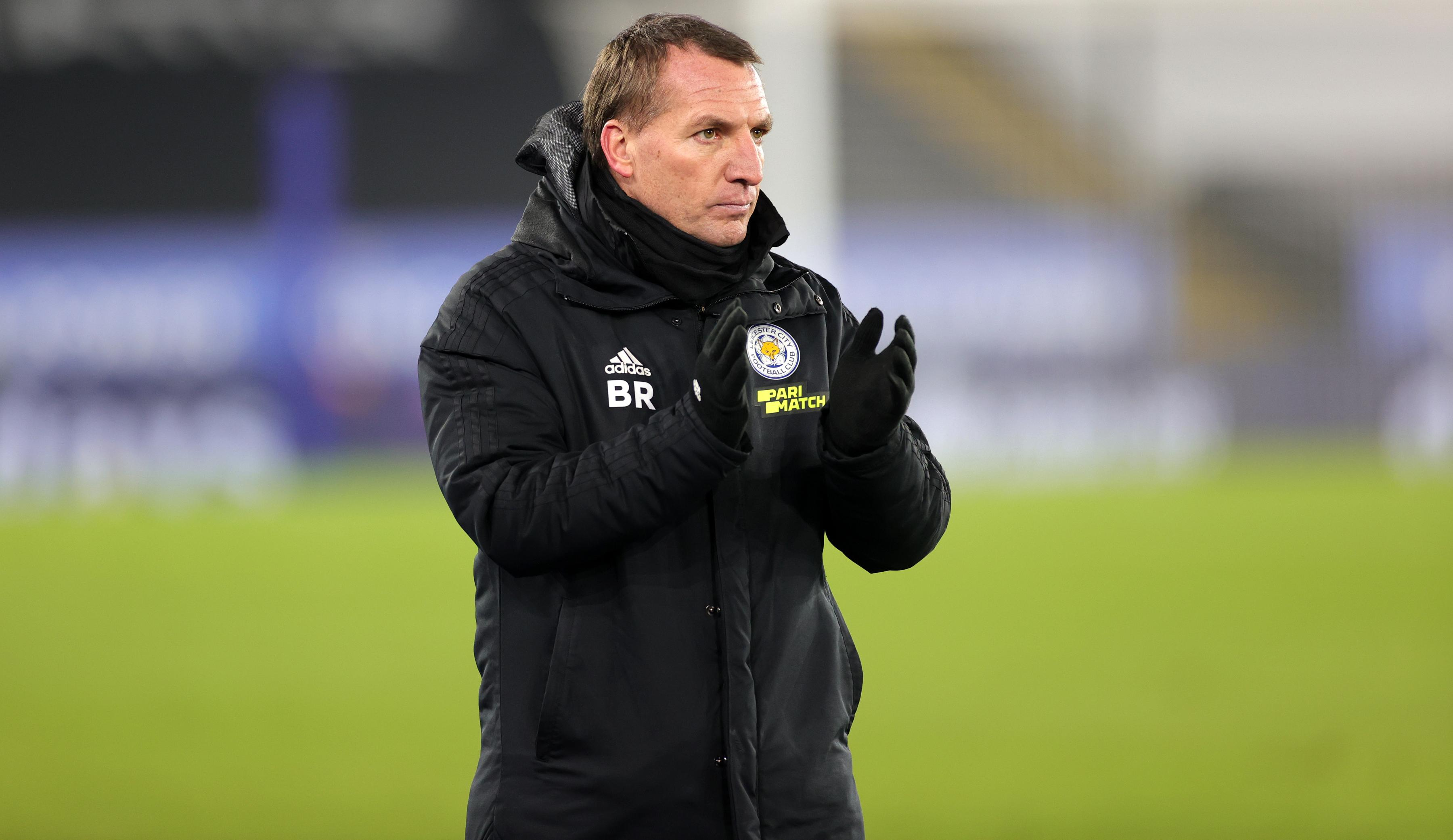 Leicester Rewarded For Quick Thinking, Says Rodgers - Leicester City