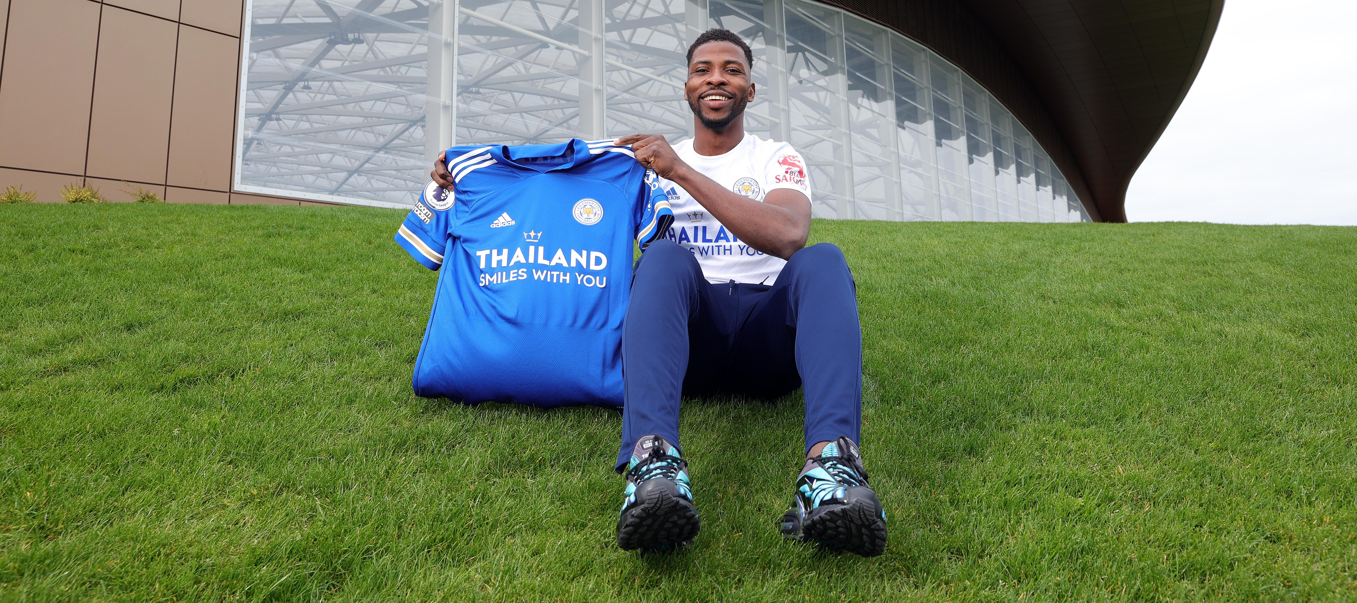 Kelechi Iheanacho Pens New Leicester City Contract