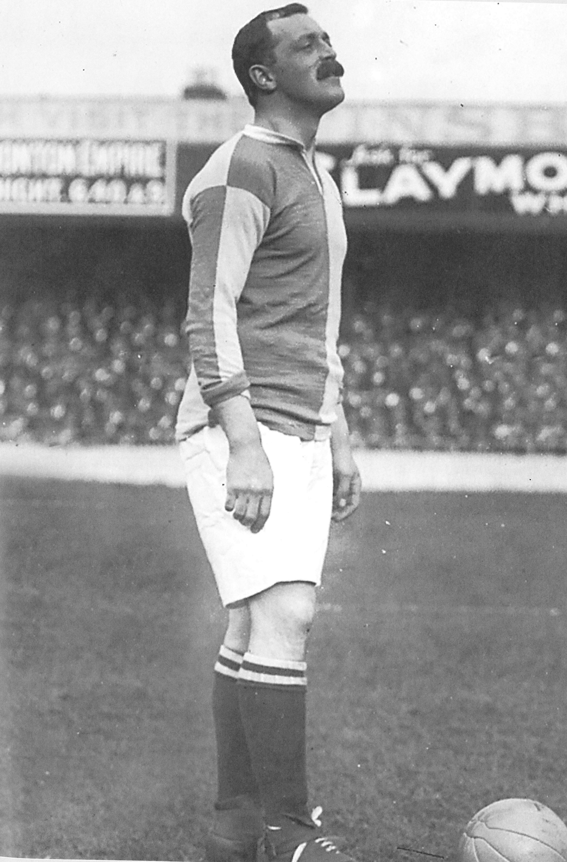 Soccer's Pioneers: Bob Crompton