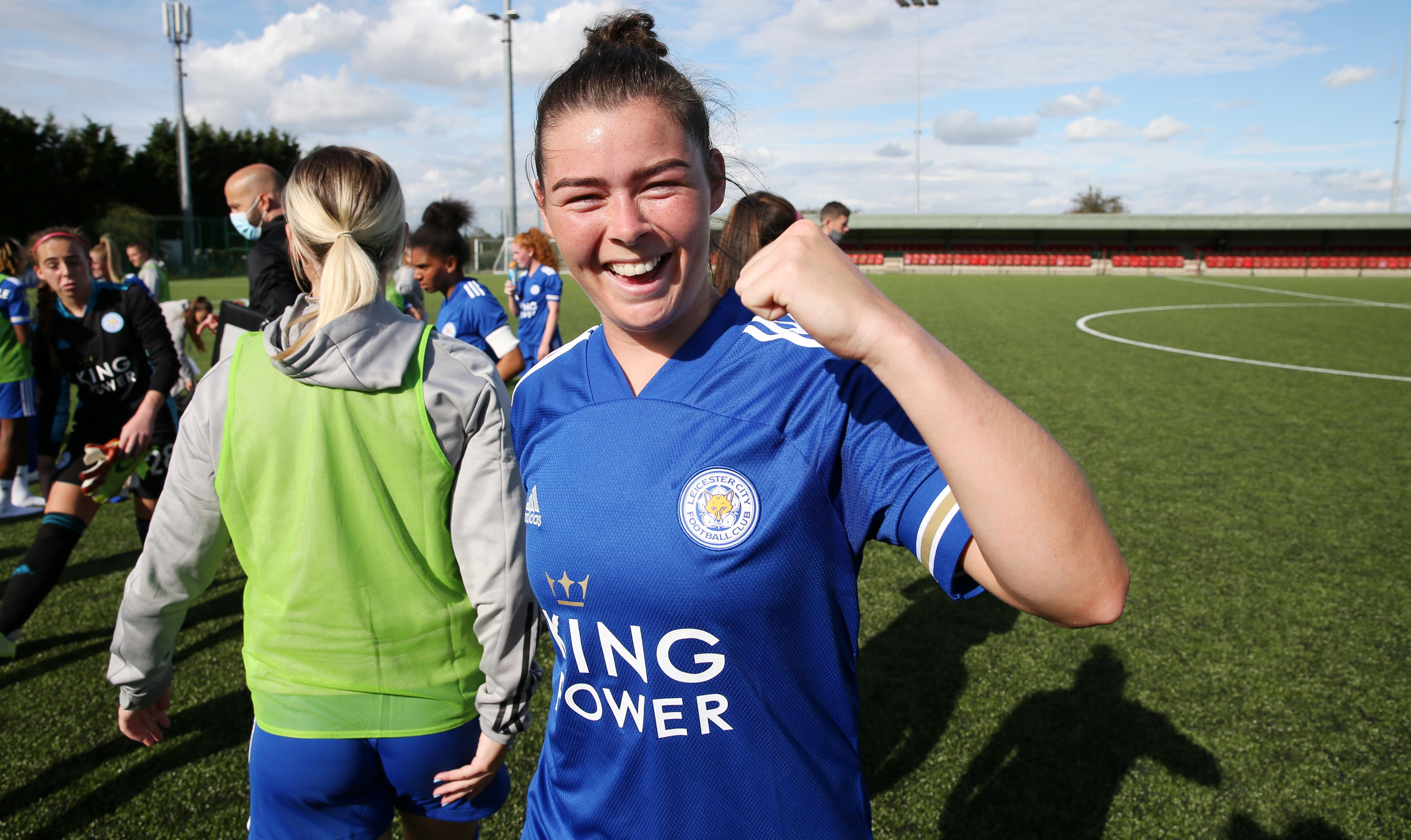 Remembering LCFC Women's Opening Day Delight