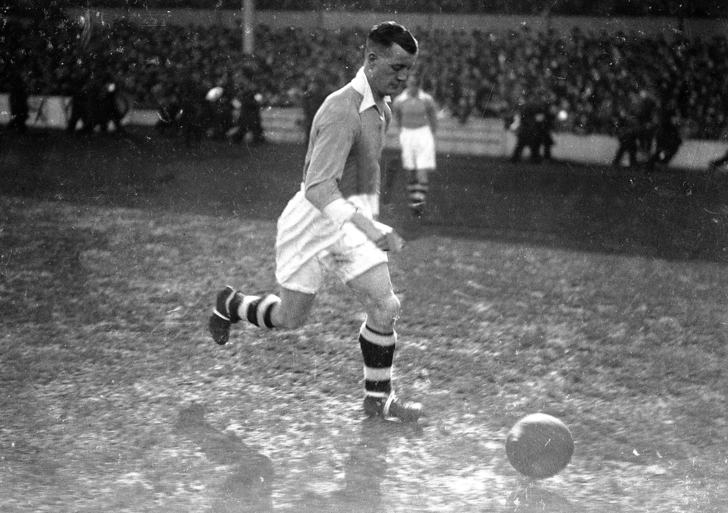 Leicester City In 100 Players: Percy Grosvenor