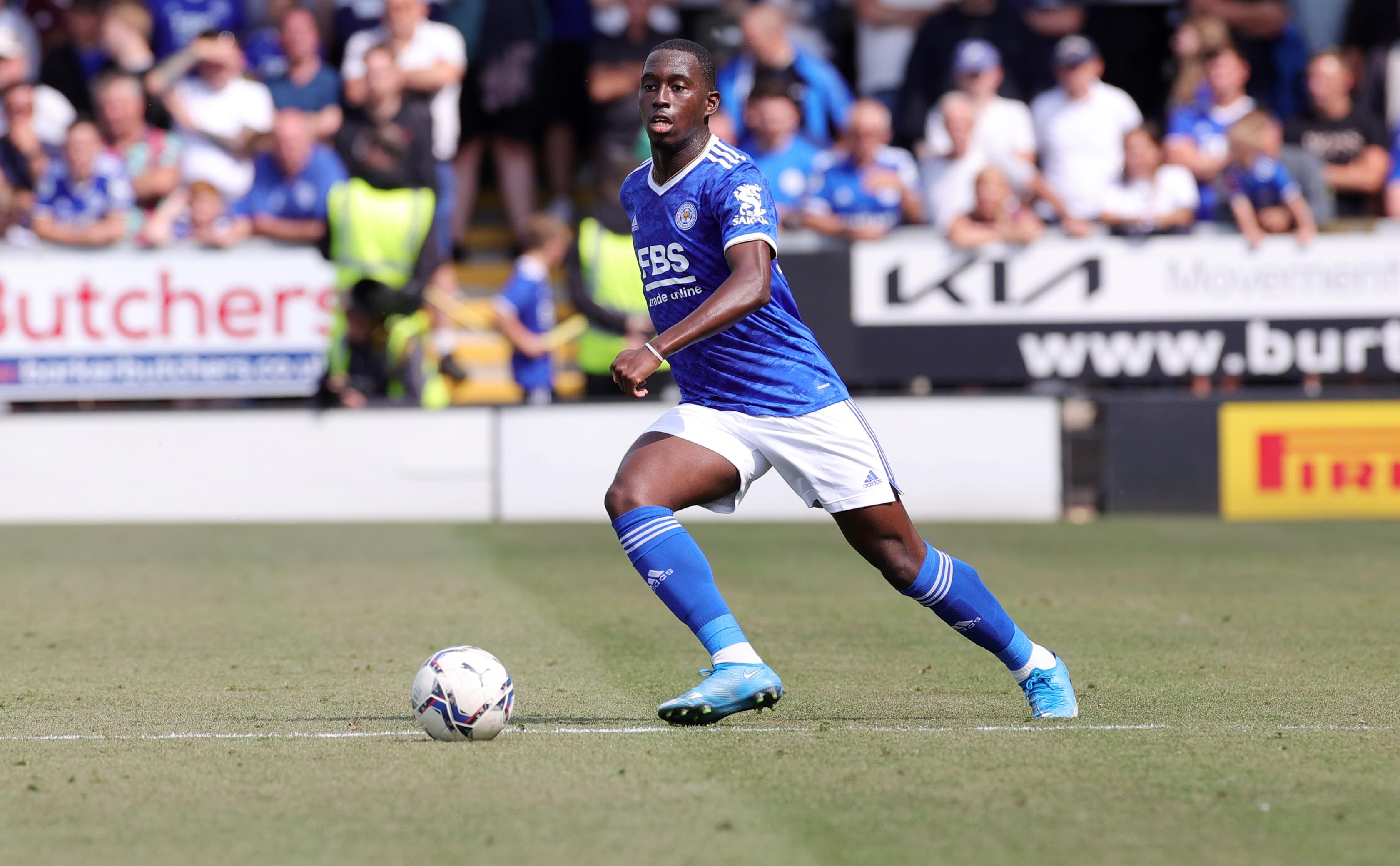 Leicester's 2021/22 Pre-Season Begins In Burton