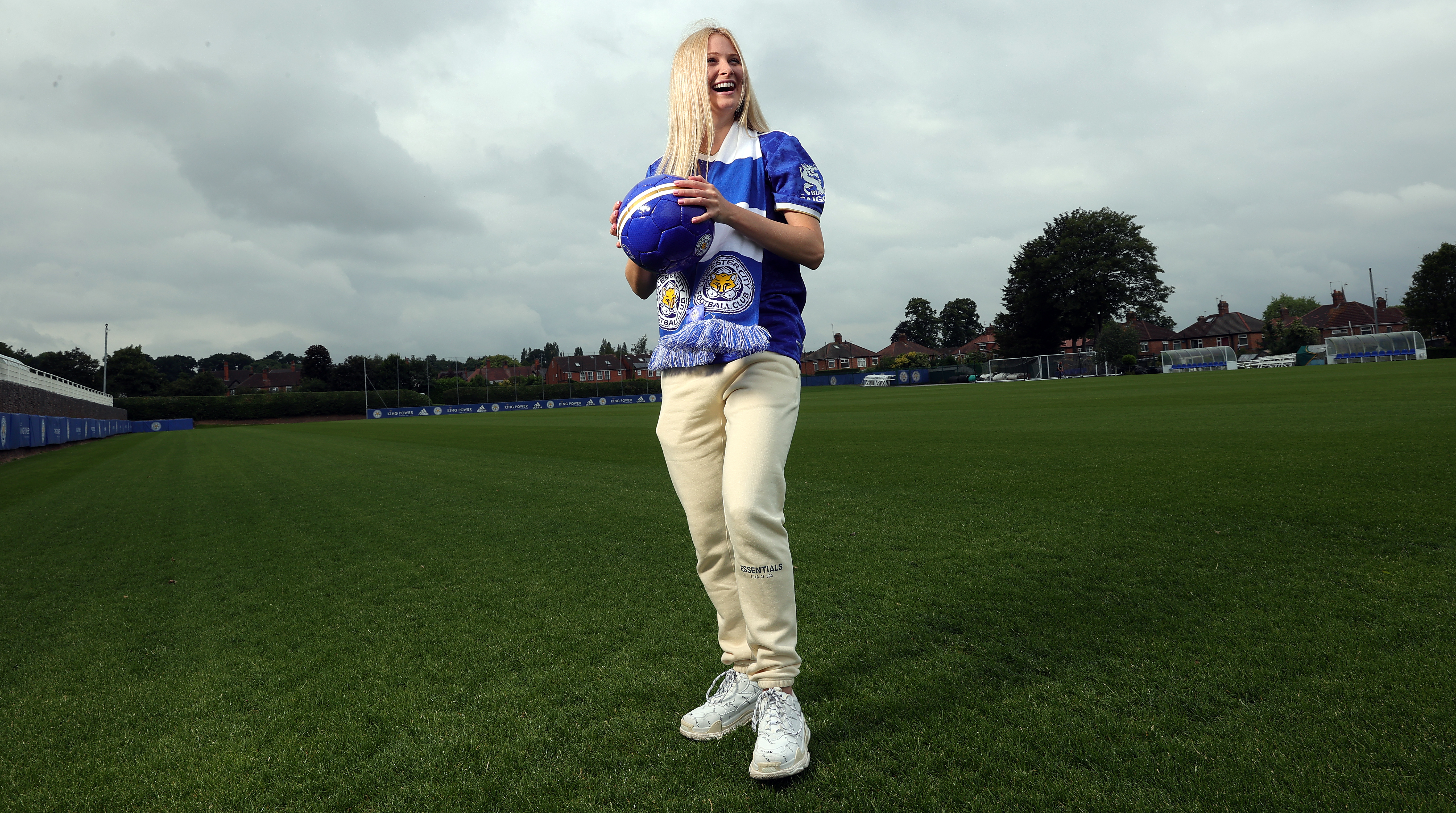 Leicester A Great Place To Grow, Says Pike