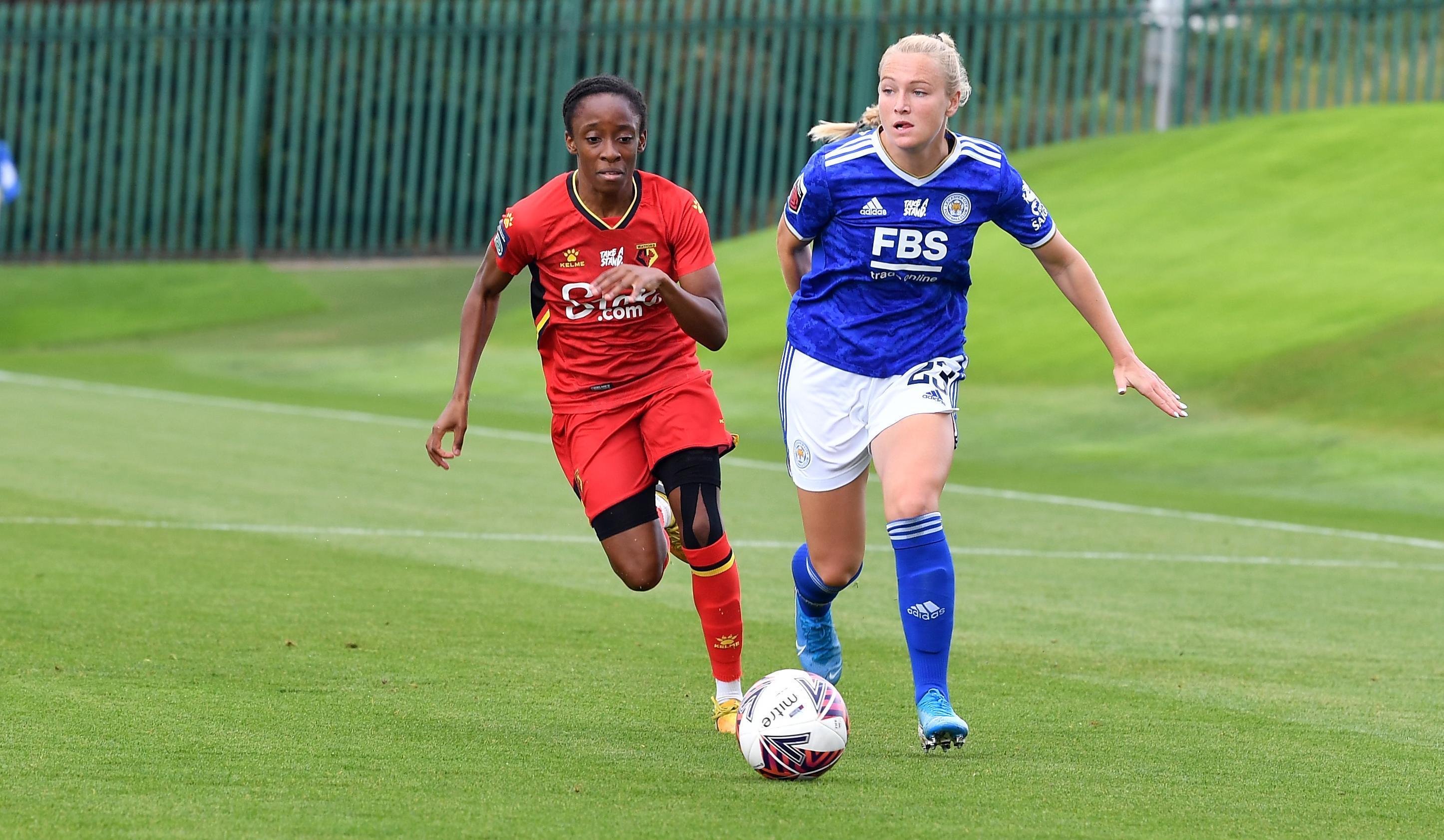LCFC Women Face Watford In Pre-Season Encounter