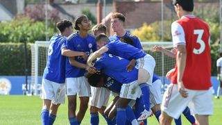 Leicester City's Under-18s