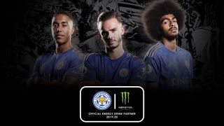 Leicester City & Monster Energy