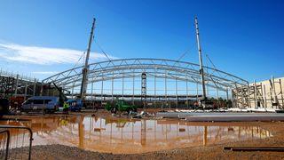 New LCFC training facility