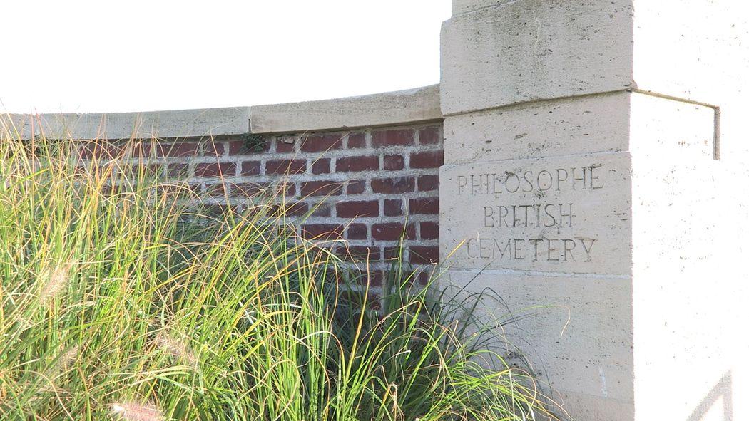 Philosophe Cemetery Mazingarbe