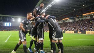 Vardy Goal Celebration
