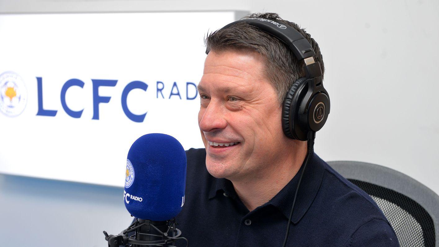 Tony Cottee on LCFC Radio