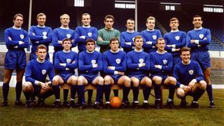 Leicester City 1967/68 side