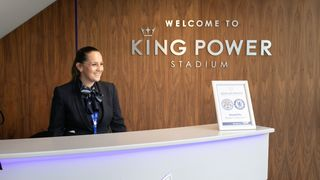 Hospitality at King Power Stadium
