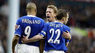 Les Ferdinand, Steffen Freund & Paul Dickov