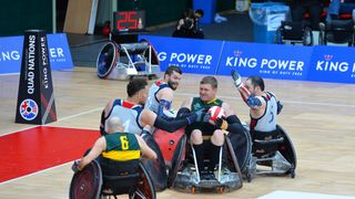2020 King Power Quad Nations in Leicester