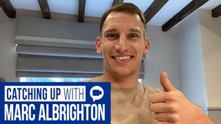 Catching Up With Marc Albrighton