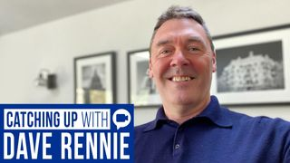 Catching Up With Dave Rennie
