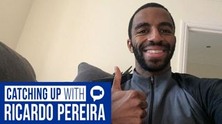 Catching Up With Ricardo Pereira