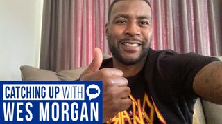Catching Up With Wes Morgan