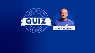 LCFC Legends Quiz