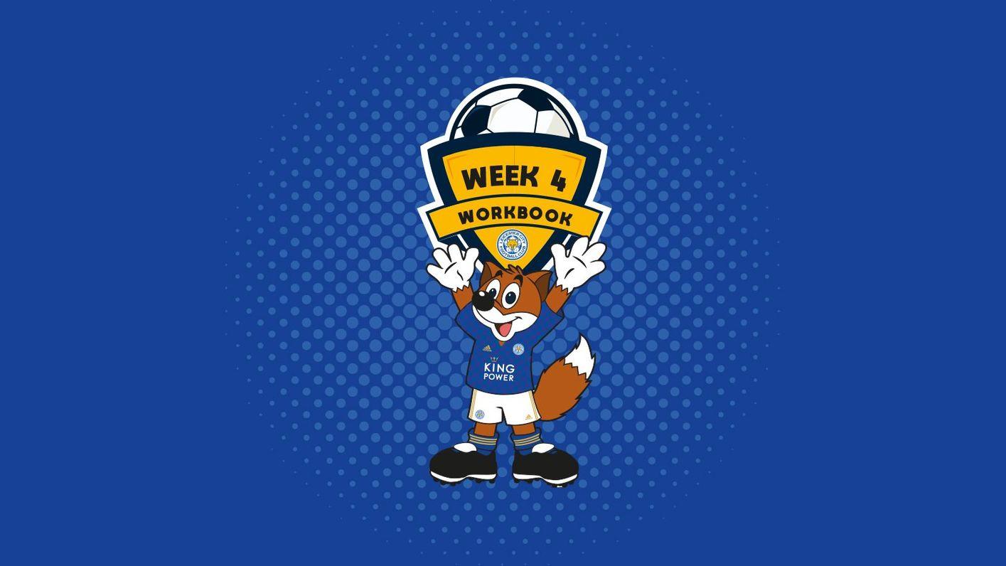 LCFC Juniors Workbook - Week 4