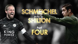 Schmeichel Meets Shilton, Part Four
